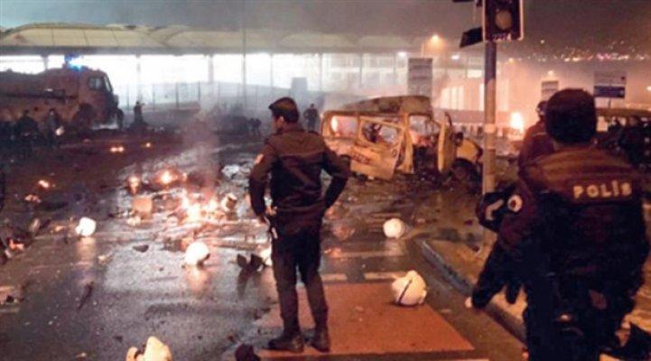 Beşiktaş''taki terör saldırısı davasında mütalaa açıklandı