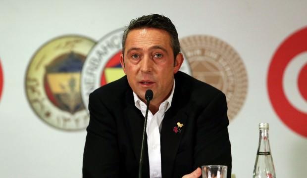 Ali Koç''dan TFF Başkan Vekili Nihat Özdemir''e sert tepki