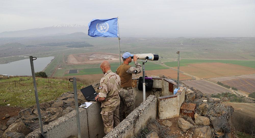 'Suriye, Golan Tepeleri''ni İsrail''in elinden alabilir''