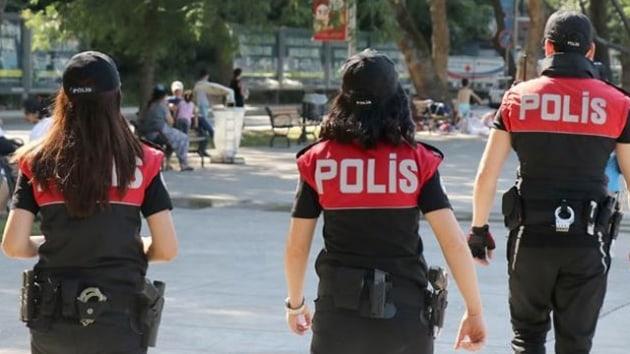 Türkiye genelinde operasyon: 489 gözaltı