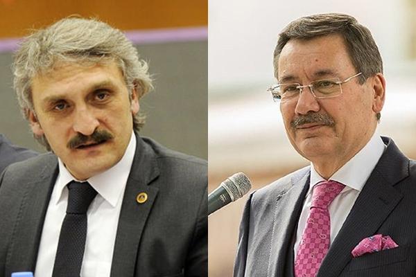 AKP''liler görevde: ''Atatürk''e küfreden çarşaflı'' provokasyonu