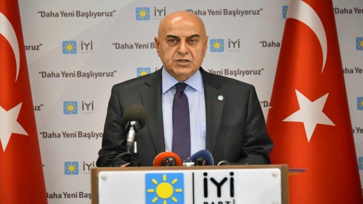İyi Parti: Gezi olayları yeniden ısıtılarak, gündeme sokulmaya çalışılmaktadır