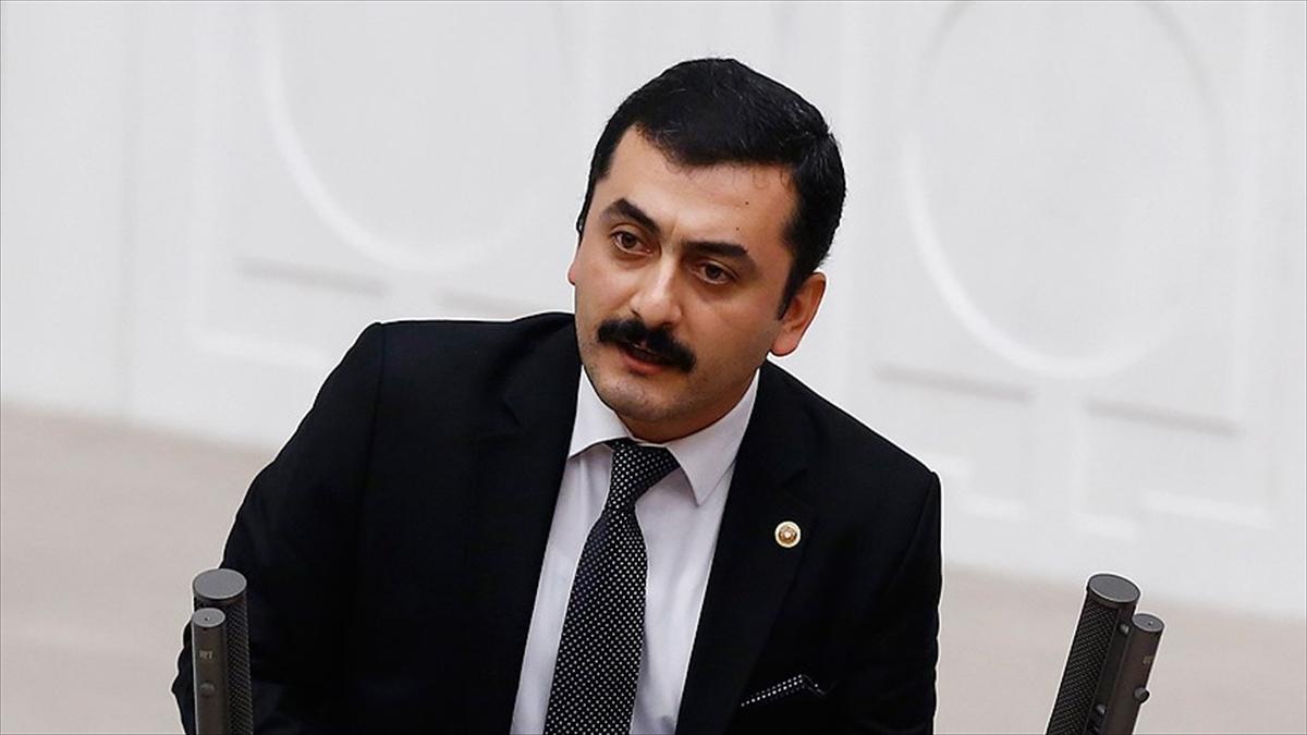 Silahlı Terör Örgütüne Yardım Suçlaması: CHPli Eren Erdem Tutuklandı