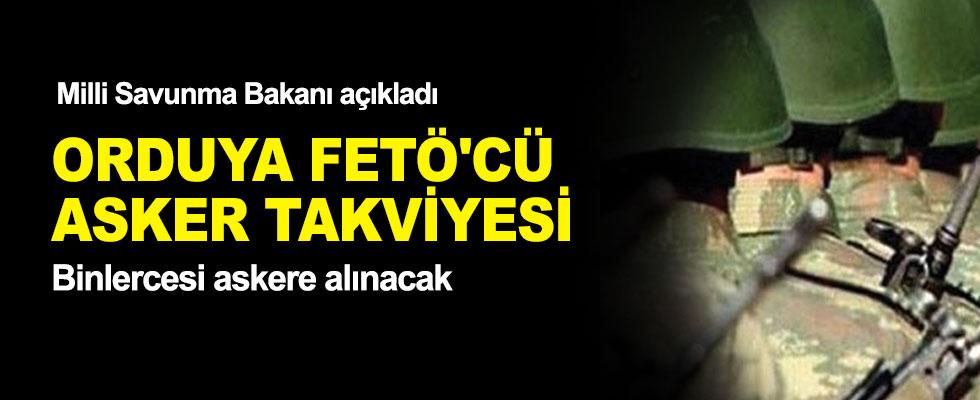 FETÖ'cü polisler askere alınacak