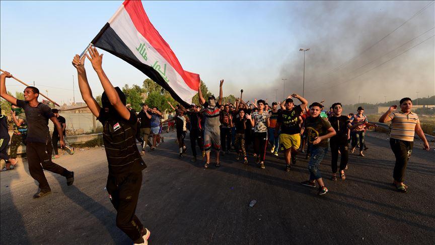 Irak'taki gösterilerin bilançosu ağırlaşıyor