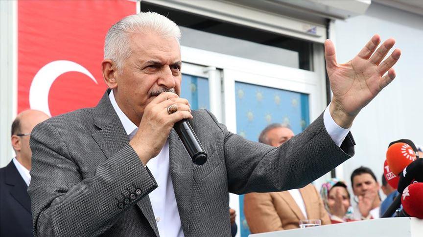 'Yolları böleriz, Türkiyeyi böldürtmeyiz'