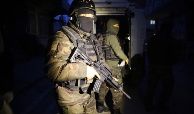 Başkent'te şafak vakti PKK operasyonu!