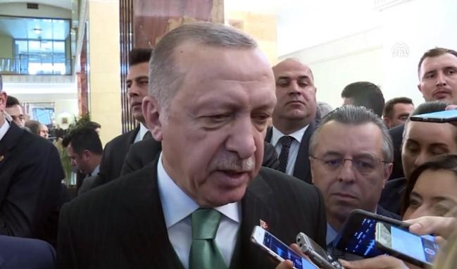 AK Parti'nin İstanbul adayı Binali Yıldırım mı? Erdoğan yanıtladı!