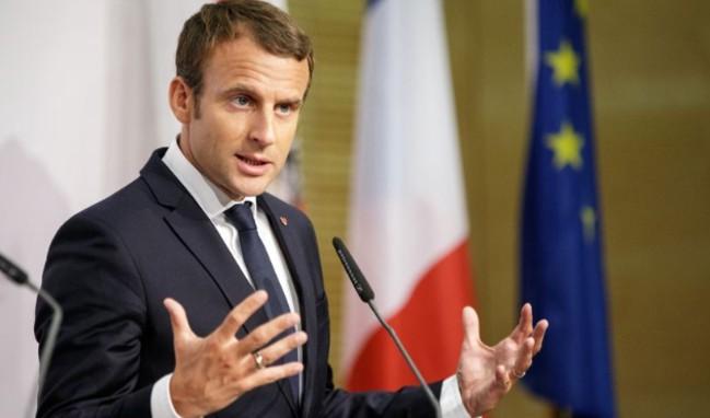 Fransa Cumhurbaşkanı Macron'a suikast!