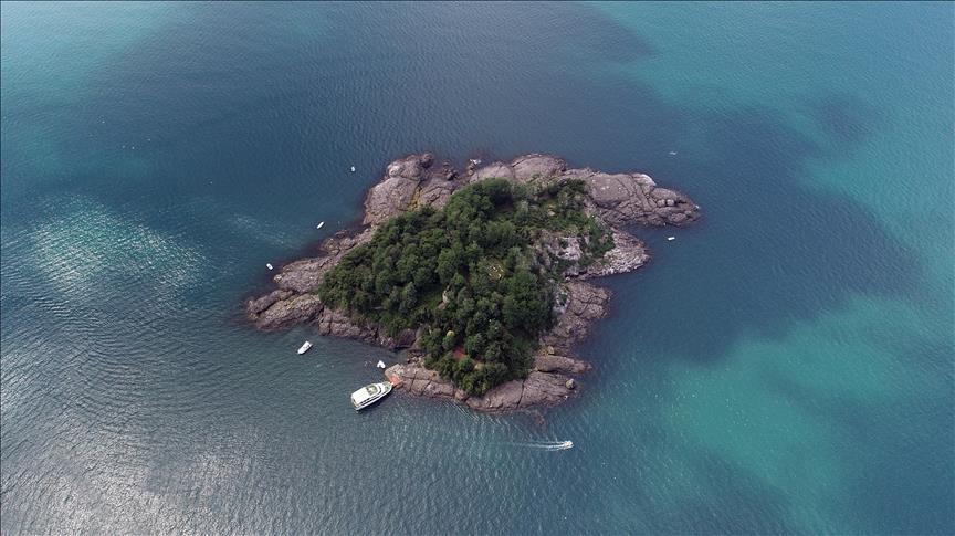 Giresun Adası UNESCO yolunda