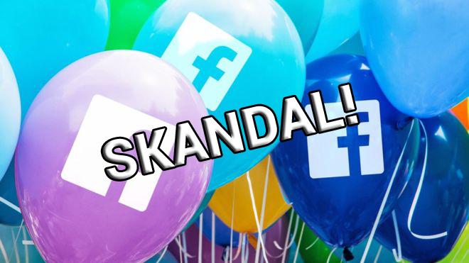 Skandal hata! Facebook özür diledi