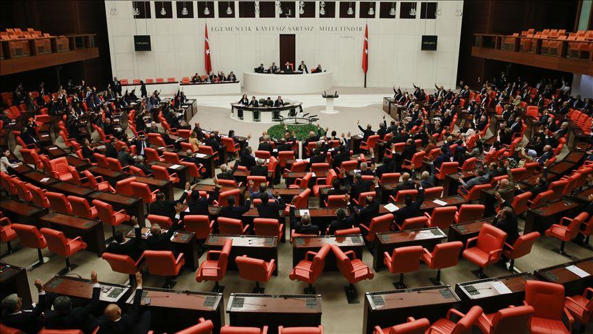 Sınır ötesi harekatın tezkeresi Meclis'ten geçti