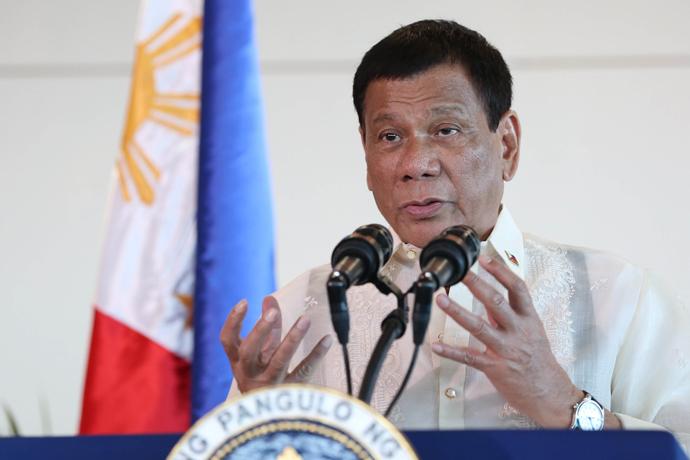 Duterte: 'Katolik Kilisesi reforma gitmeli'
