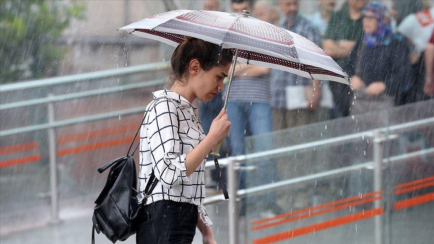 Meteoroloji uyardı: Yağış geliyor!