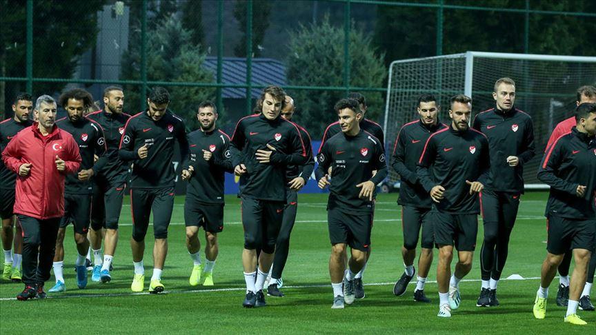 Milli takım Arnavutluk'u konuk ediyor