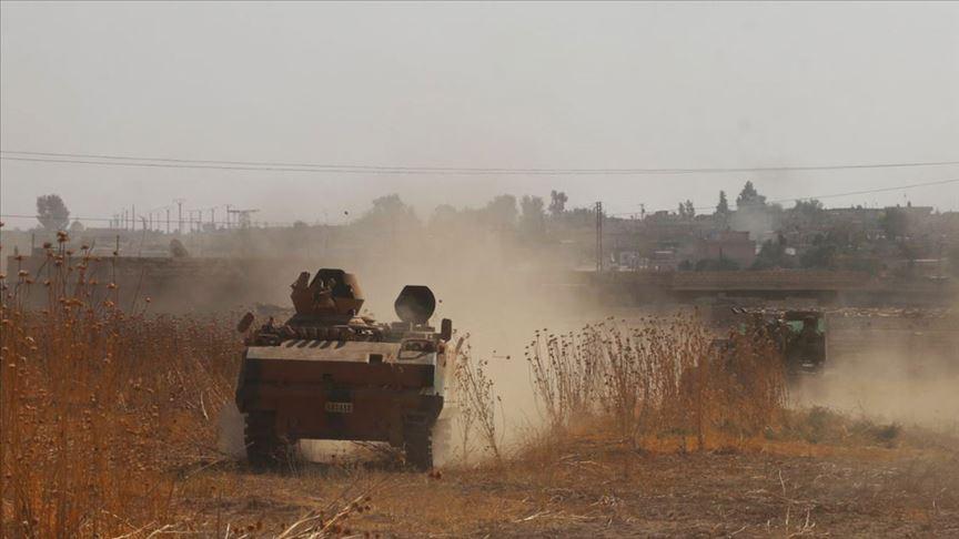 Barış Pınarı'nda 174 terörist gebertildi