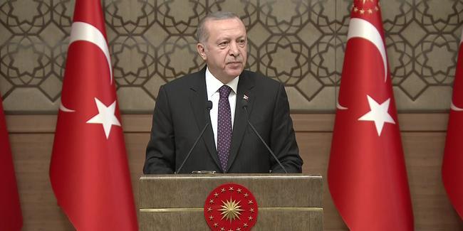 Erdoğan: 'Büyüme tahminlerin üzerinde olacak'