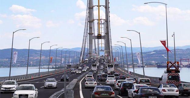 Bakan Albayrak köprü geçişleriyle ilgili önemli açıklama yaptı!
