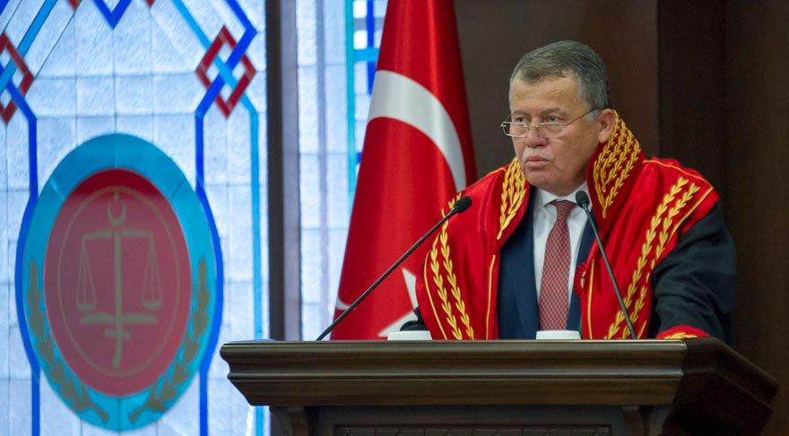 İsmail Rüştü Cirit yeniden Yargıtay başkanı