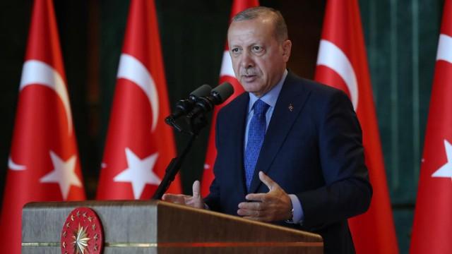 Erdoğan'dan Brunson ve Cemal Kaşıkçı açıklaması
