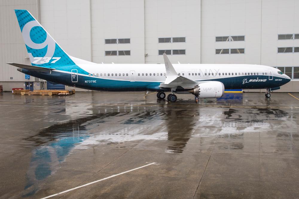Boeing'e hava sahaları kapanıyor