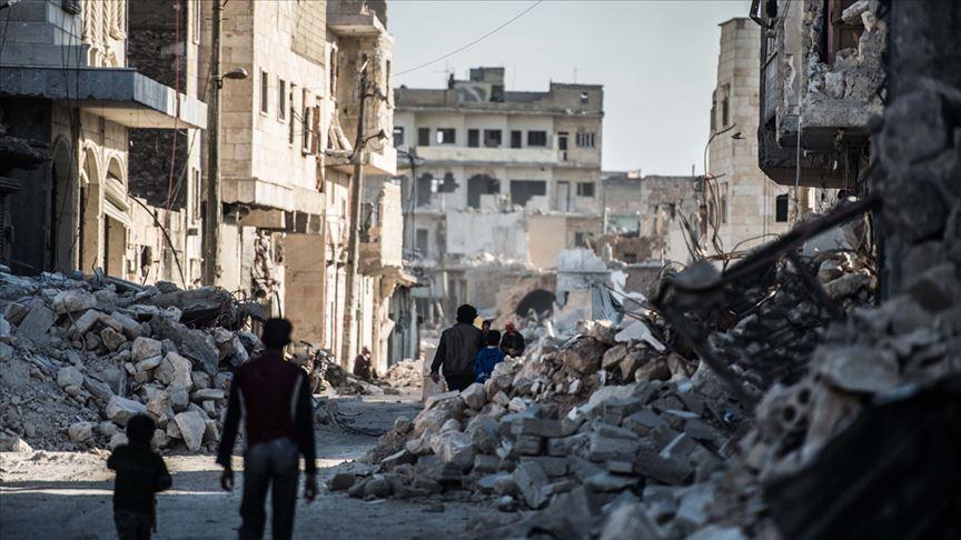 Suriye iç savaşının 9. yılı