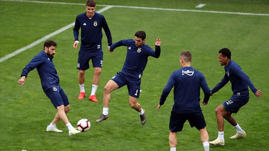 Fenerbahçe hazırlıkları tamamladı