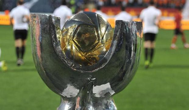 Süper Kupa maçının tarihi ve yeri belli oldu