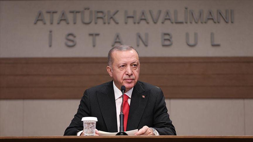 Erdoğan'dan flaş açıklama: Uygulama aşamasındayız!