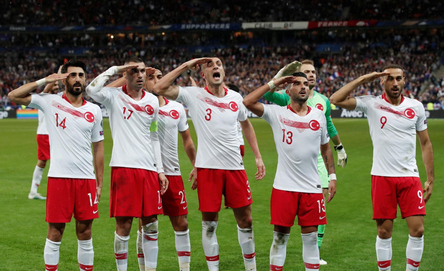 Milliler golün ardından Fransızları kudurttu