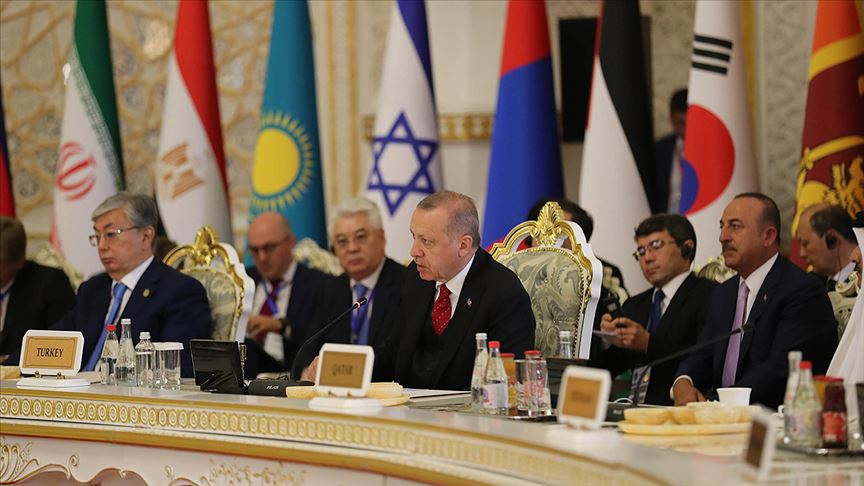 'İşgal ve zulüm Filistin'in kaderi olmaktan çıkarılmalı'