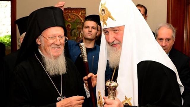 Ortodoks dünyası karışıyor!