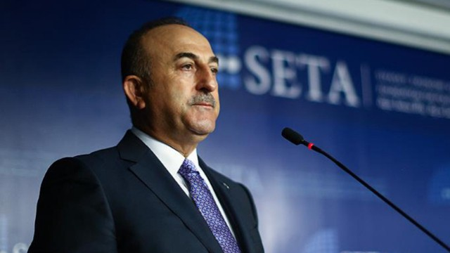 Bakan Çavuşoğlu'ndan ABD'ye net mesaj!