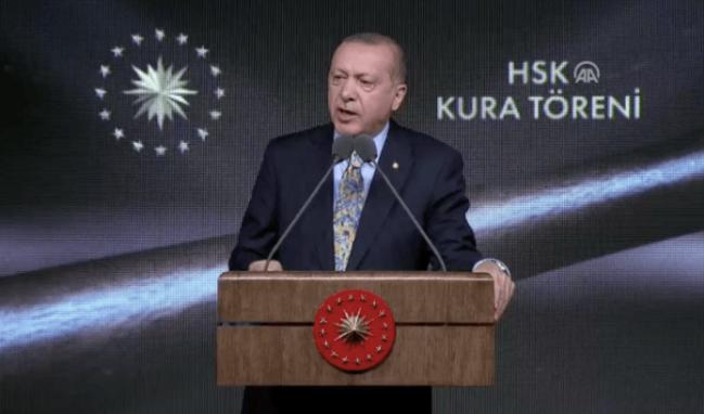 Cumhurbaşkanı Erdoğan'dan 'af' mesajı!