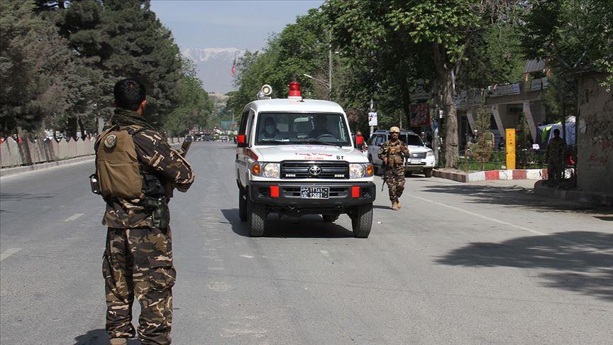 Afganistan'da intihar saldırısı:26 ölü