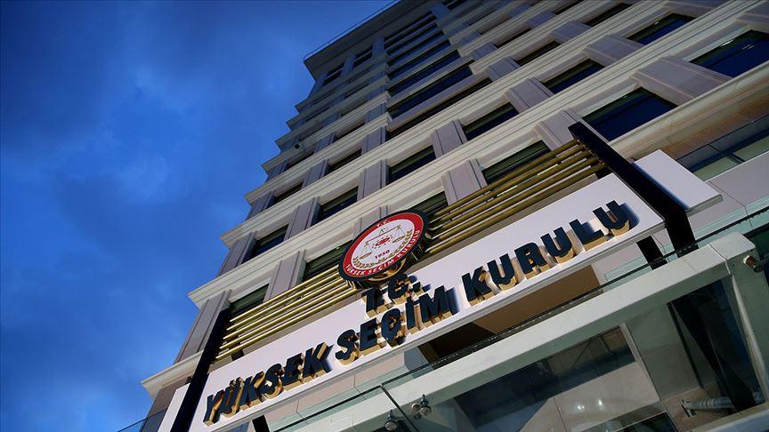 YSK İstanbul seçiminin iptalinin gerekçesini açıkladı