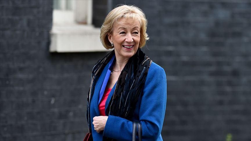 İngiliz hükümetinde şok istifa