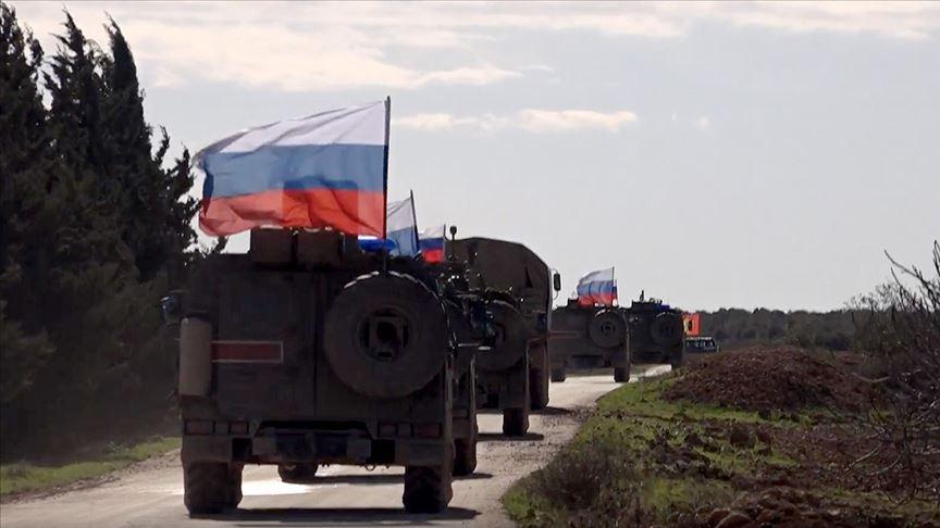 Rus Ordusu Kobani'de!