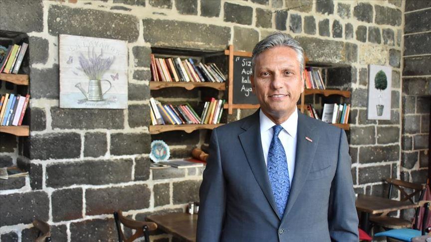 Bağlıkaya: 'Turizmin Anadolu'ya yayılması gerekiyor'