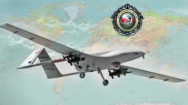 MİT'in havadaki gözü olacak: Kaçış yok