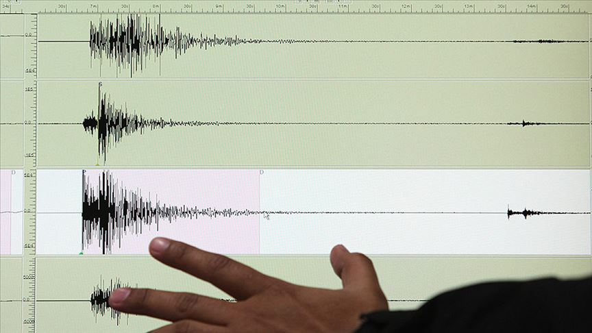Başkentte vatandaşları tedirgin eden deprem