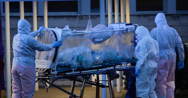 Almanya'da koronavirüs bilançosu..