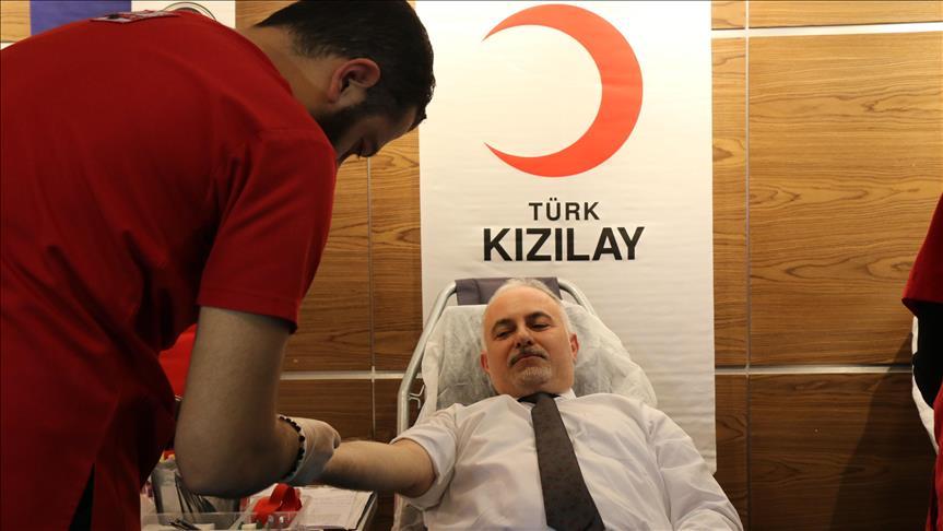 Kızılay, kan bağışı çağrısı yaptı!
