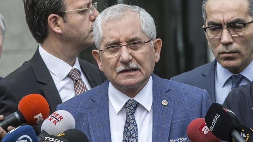 YSK Başkanı Güven: Disiplin soruşturması başlatılmıştır…
