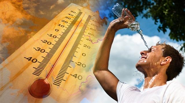Rekor sıcaklıklar geliyor - Gündem haberleri