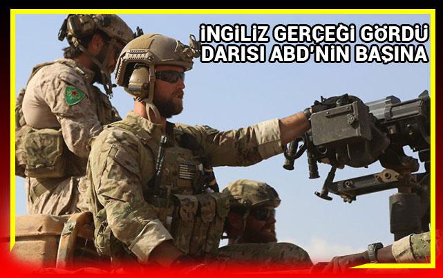 İngiliz gazetesi: Erdoğan YPGkonusunda haklı ile ilgili görsel sonucu