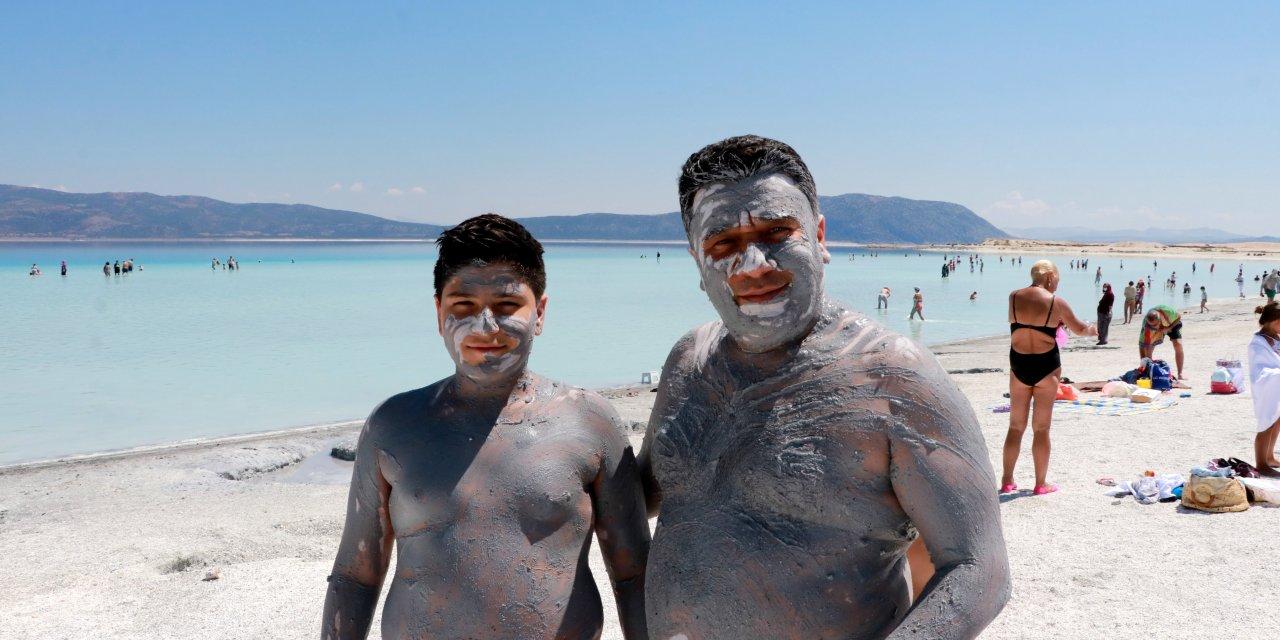 Salda Gölü'nde bu görüntülere son! Artık yasak