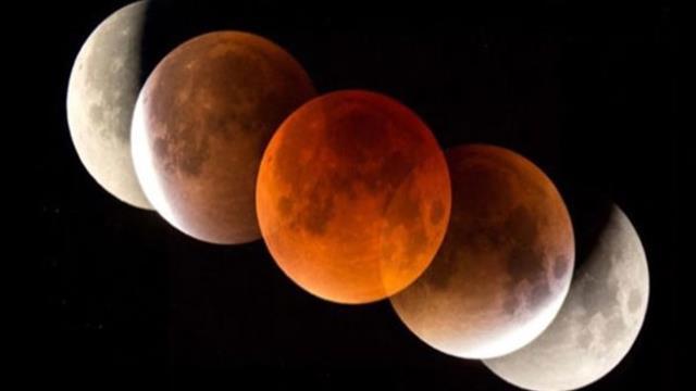 Kanlı Ay Tutulması Nedir Trend Haberleri