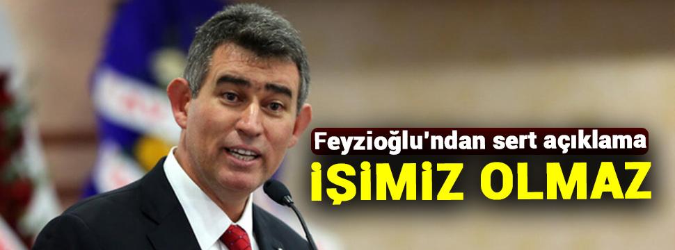 Türkiye Barolar Birliği Başkanı Feyzioğlu: Terör örgütünü yürekten lanetlemeyenle işimiz olmaz ile ilgili görsel sonucu