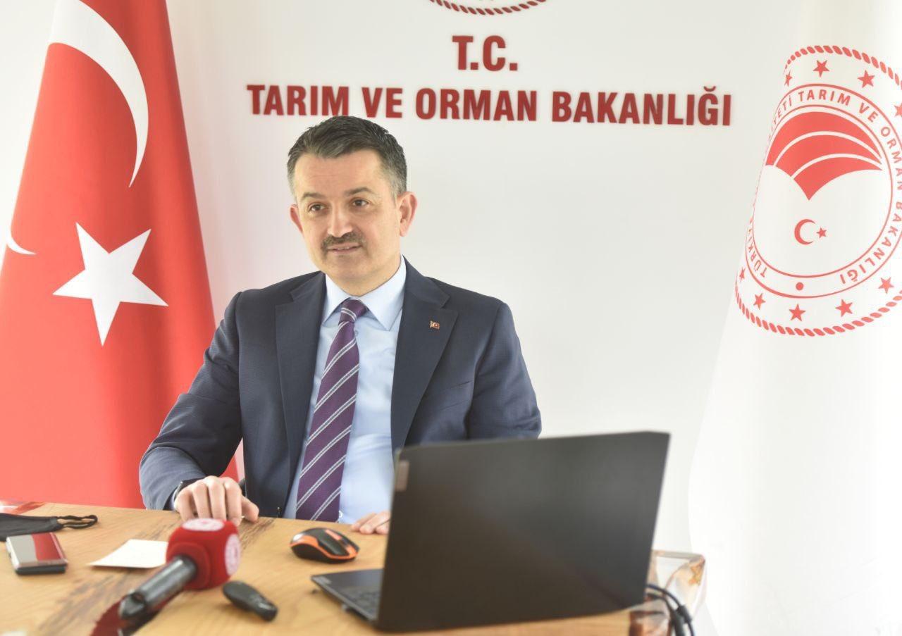 """BAKAN PAKDEMİRLİ; """"ALIM FİYATLARI YENİ SEZON ÖNCESİ AÇIKLANACAK"""""""